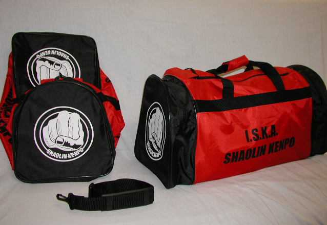 [Red Equipment Bag]